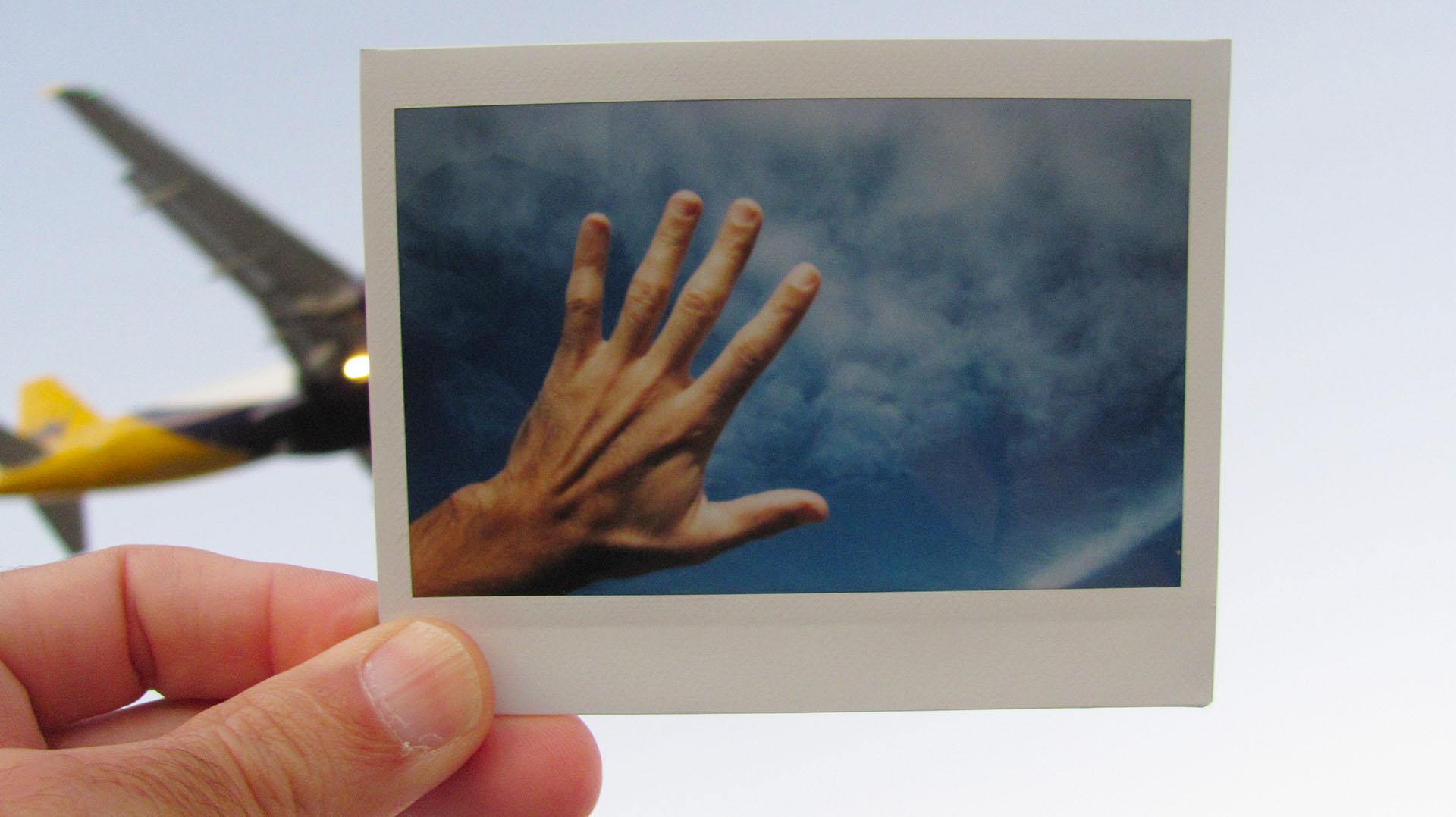 16 JUN – Fotografía instantánea y Polaroid