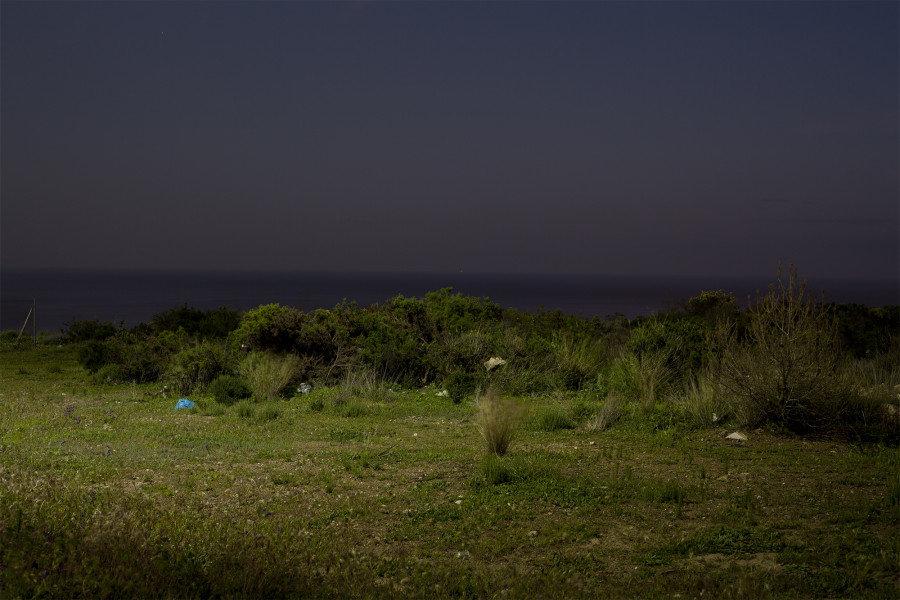 """Exposicion """"Nocturne"""" de David Gallardo."""
