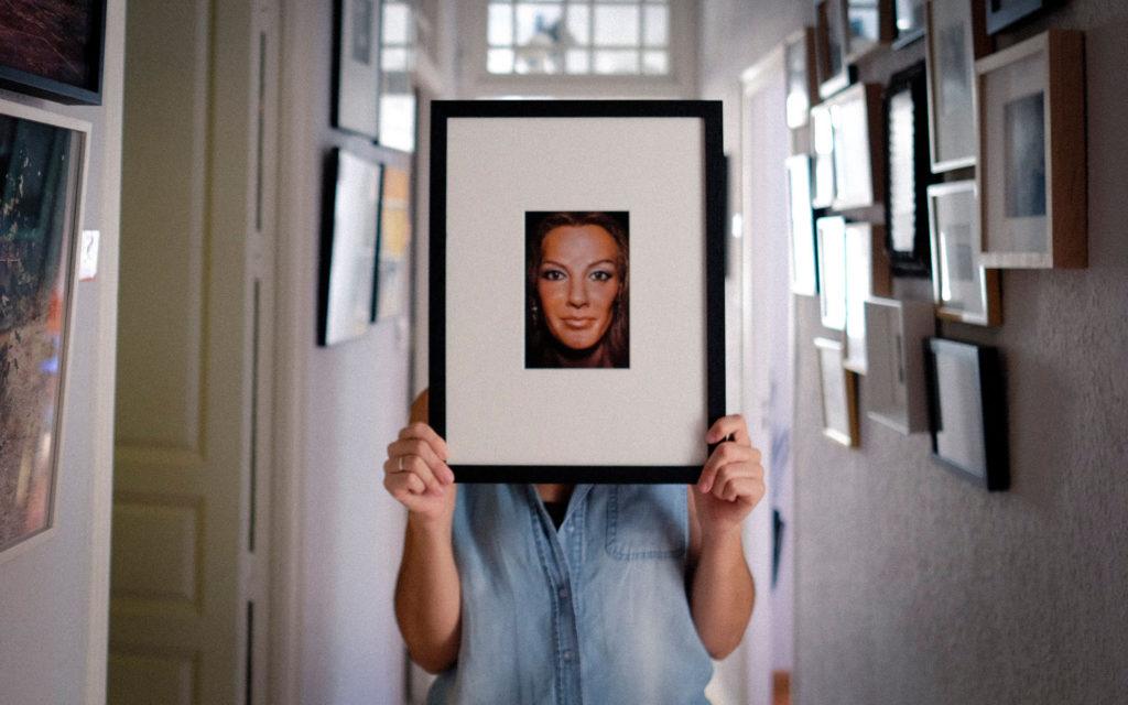 Curso fotografia retrato. Iluminacion y retoque.