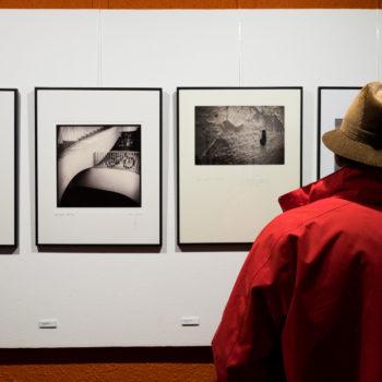 Inauguracion exposición Aula7 en Apertura