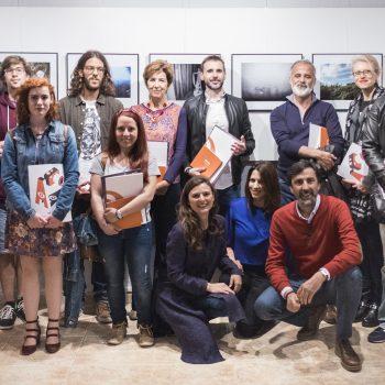 Exposición del VI Concurso APERTURA