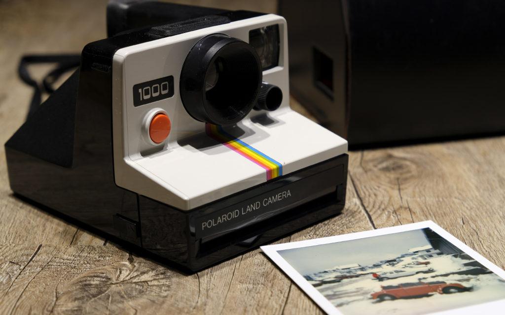 19 MAYO-Fotografía instantánea y Polaroid