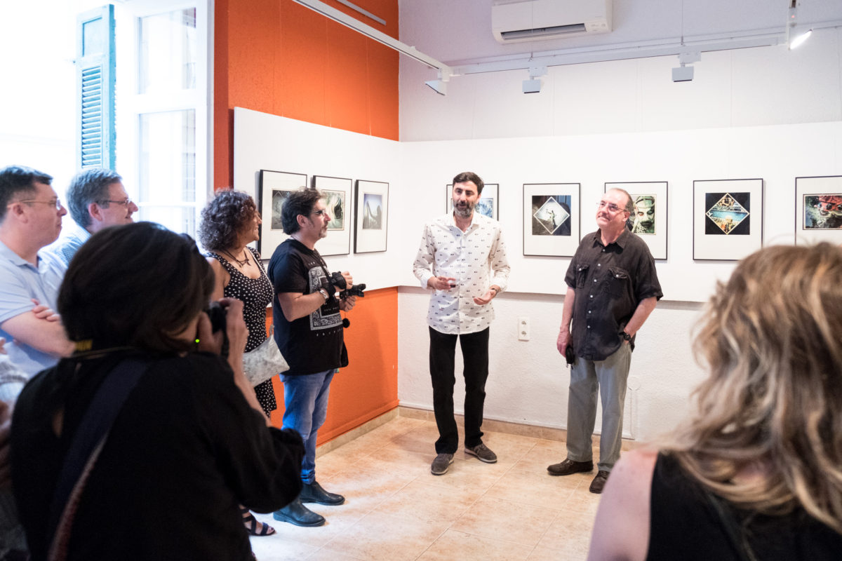 Exposición Neeuq de Jose Torres Tabanera
