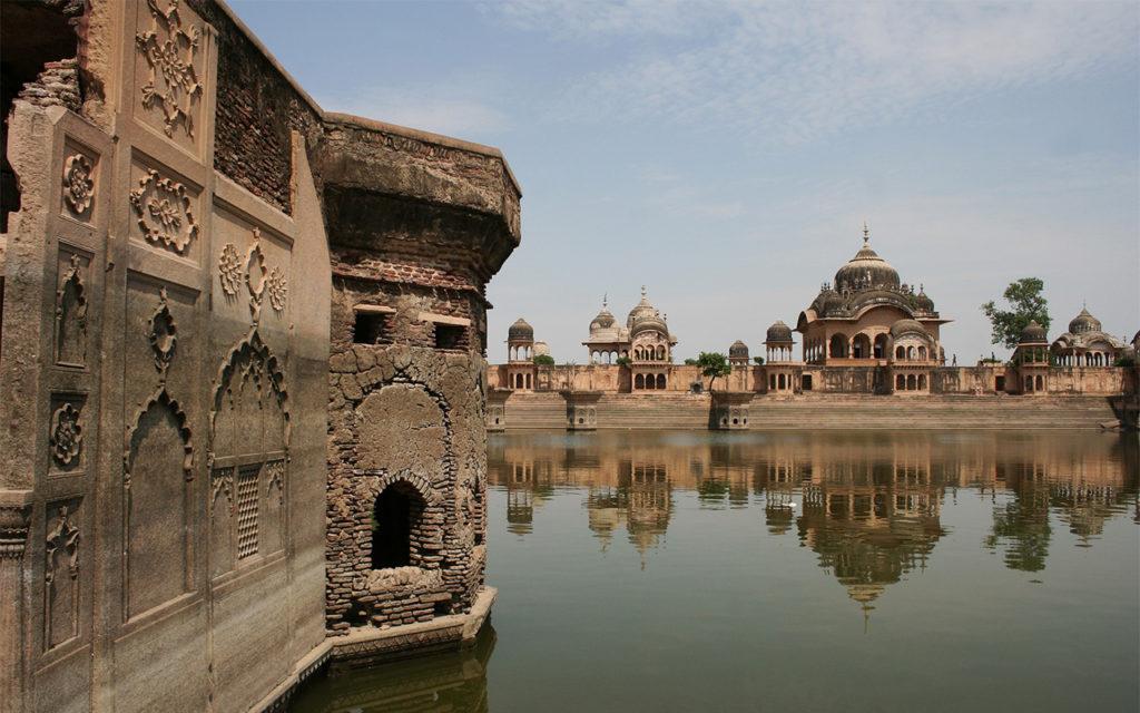 vrindavan-city-India