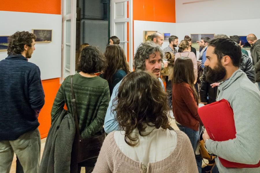 Exposición David Villalba en Apertura