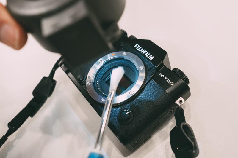 19 JUN – Mantenimiento equipo y limpieza sensor