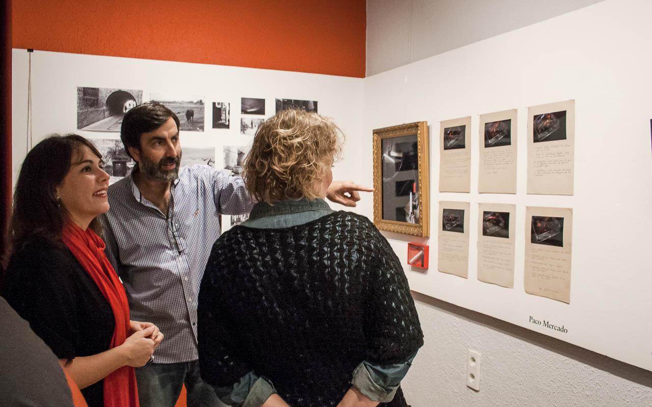 Exposición curso de autor y lenguaje visual
