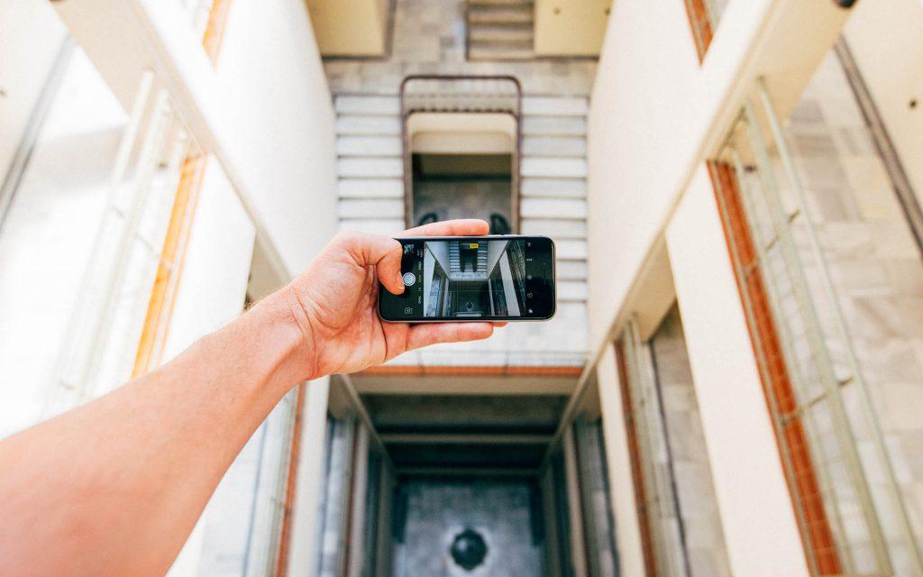 20 JULIO – Fotografía con dispositivos móviles
