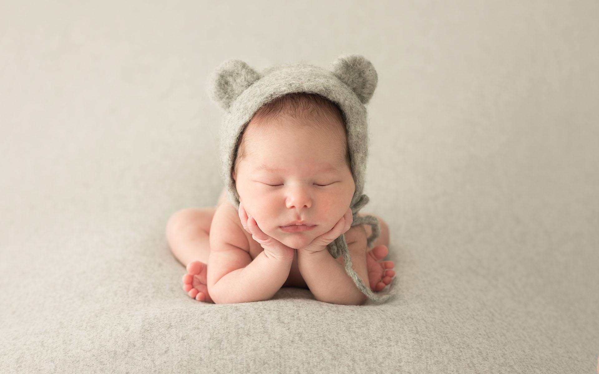 Taller de fotografía de new born