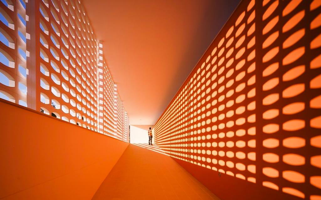 2020 | Fotografía de arquitectura por Jesús Granada