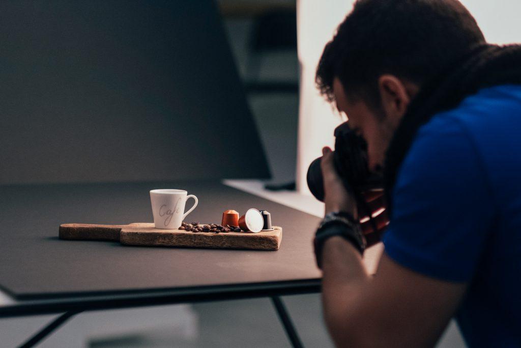 Entrenamiento para pruebas de acceso al Ciclo Superior de Fotografía