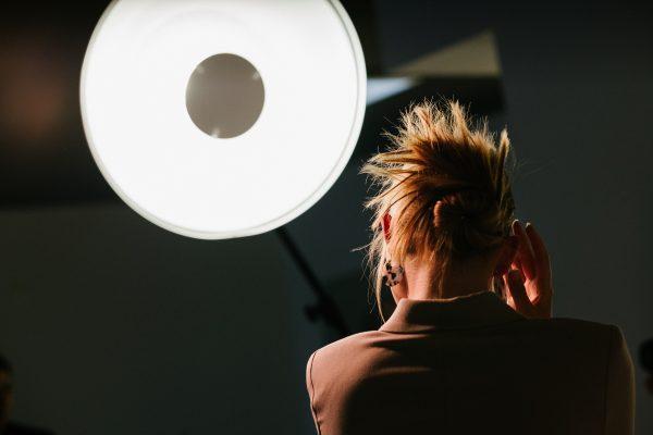Iluminación en estudio
