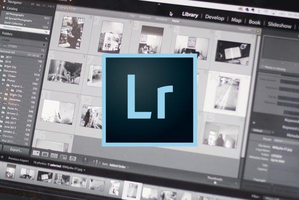 Revelado y edición con Lightroom