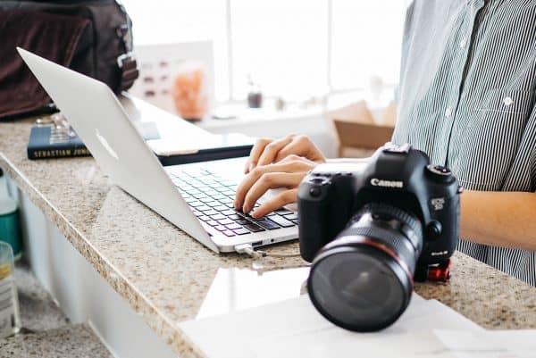 Aspectos legales de la profesión de fotógrafo
