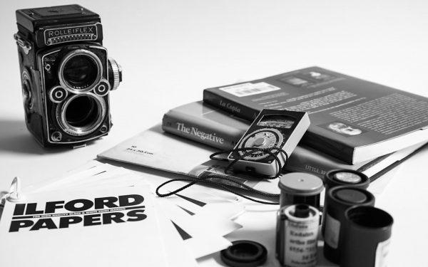 Fotografía de Medio y Gran Formato en B/N