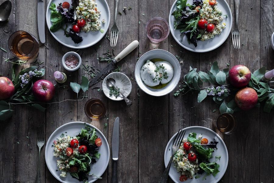 OTOÑO 2019 – Fotografía y estilismo culinario por Silvia Palma