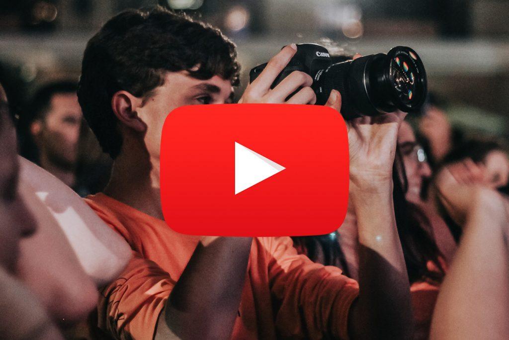 6 JULIO – Flujo de trabajo para Youtubers