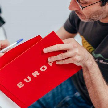 Andrea Ratto - Europa