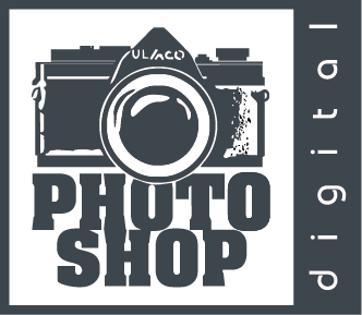 PHOTOSHOP DIGITAL LOGO