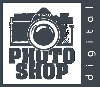 PHOTOSHOP DIGITAL LOGO