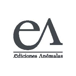 Ediciones Anomalas Logo